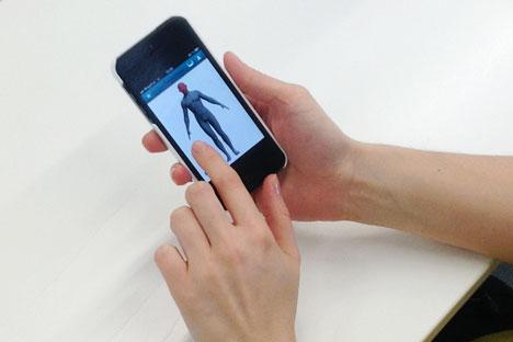 Die Anwendungsmöglichkeiten der Medclub-App reichen von einer Prüfung der Symptome über die Beschreibung von Krankheiten und Empfehlungen für Erste-Hilfe-Maßnahmen in Notfällen bis hin zur Auflistung von Krankenhäusern. Foto: Pressebild