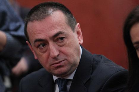 L'ambassadeur russe en Afghanistan Andreï Avetissian. Crédit : PhotoXPress