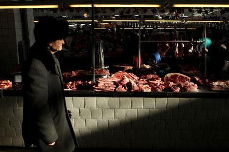 En Russie, la question de la sécurité alimentaire est également de la responsabilité des autorités municipales. Crédit : RIA Novosti / Konstantin Tchalabov