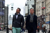 mode hommes russie