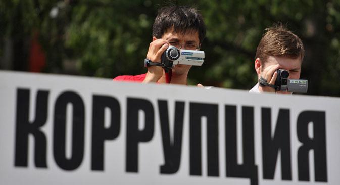 Le rapport de Transparency International Russia a été envoyé aux autorités russes, y compris au gouvernement fédéral. Les experts de l'organisation s'attendent à « des commentaires sur l'analyse ». Crédit : Kommersant