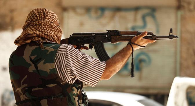 Selon le ministre russe des Affaires étrangères, la Russie ne compte pas fournir d'armes à la Syrie en plus des contrats déjà conclus. Crédit : Reuters