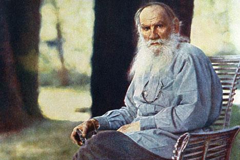 Tolstoï prenait à coeur, sur un plan personnel, l'expression de Diderot sur l'esprit d'escalier, décrite dans son oeuvre Paradoxe sur le comédien. Crédit : Itar-Tass