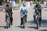 police en vélo