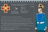 uniforme du régiment du Kremlin