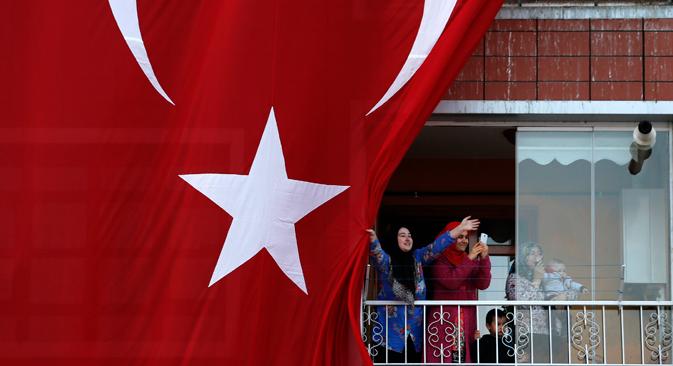 La Turquie connaît depuis plusieurs jours une vague de protestation massive contre la politique du parti au pouvoir. Crédit : Reuters