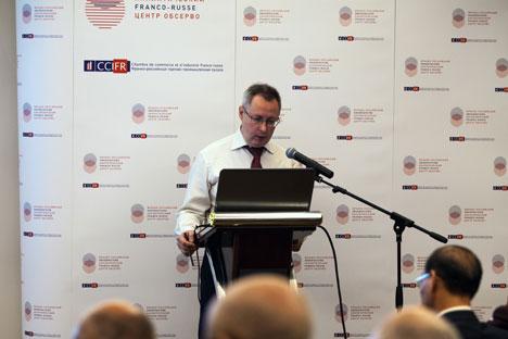 Konstantin Makienko. Source : Service de presse
