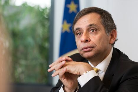 Nommé il y a trois mois à la tête du Comité économique et social européen, Henri Malosse entend réconcilier les citoyens avec leurs institutions. Source : service de presse