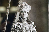 Le dernier grand bal costumé à la cour des Romanov