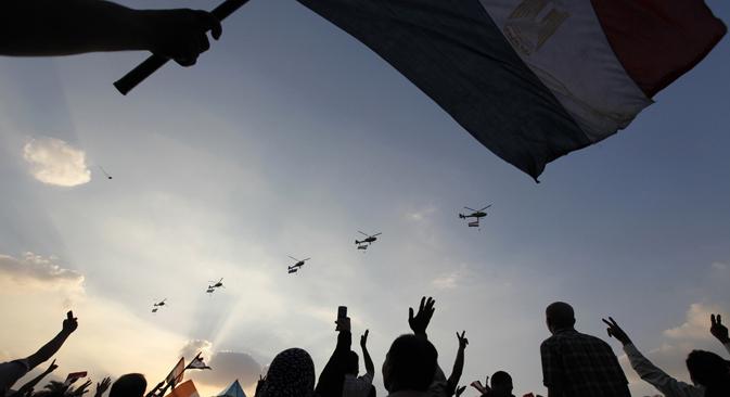 Qui après Morsi ? Crédit : Reuters