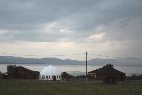 A reserva aceita suporte através de participação na força-tarefa ambiental na equipe de inspetores locais e na melhoria da infraestrutura turística Foto: Lisa Levístkaia