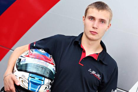 En 2012, Sergueï Sirotkine est passé à l'Auto GP tout en poursuivant sa collaboration avec Euronova Racing. Crédit : Imago/Legion Media