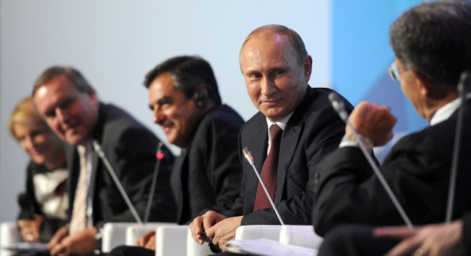Crédit : Michael Klimentyev/RIA Novosti