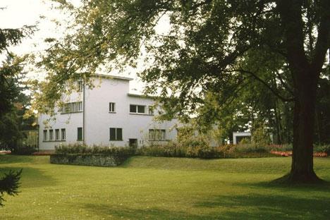Villa Senar von Alexander Rachmaninow in der Schweiz. Foto: Pressebild