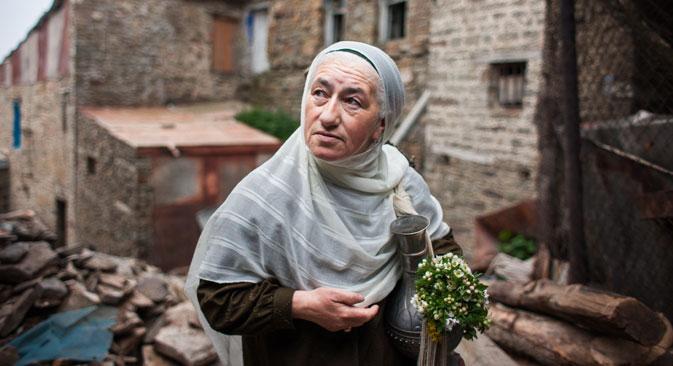 Les demandes de la popula- tion sont avant tout d'ordre social : défense des droits des femmes et infrastructures. Crédit photo : Max Avdeev
