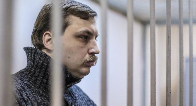 L'affaire de Kossenko est le premier cas d'utilisation de la psychiatrie punitive depuis les années 80. Crédit : Andreï Stenine/RIA Novosti