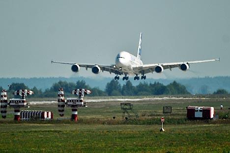 Regelmäßige medizinische und psychologische Check-ups des Flugpersonals sind in Russland Standard. Foto: TASS
