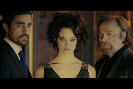 Une scène du film Cadences obstinées. Source : service de presse