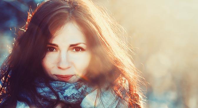 Les Russes n'ont pas l'automatisme de répondre à un sourire par un sourire. Crédit : Shutterstock