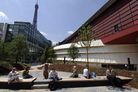 La question de la construction du complexe orthodoxe quai Branly a acquis une dimension symbolique pour les relations franco-russes. Crédit : AFP / East News