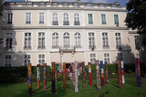 La bâtisse doit son nom à la duchesse d'Estrées, veuve du duc d'Estrées qui la fit construire. Source : patrick janicek / Flickr.com