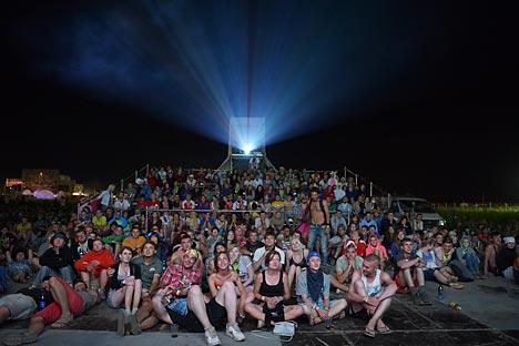 La Russie ne fait généralement rien pour soutenir ses films, pourtant, la production cinématographique y est forte. Crédit : Mikhaïl Mokrouchine / RIA Novosti