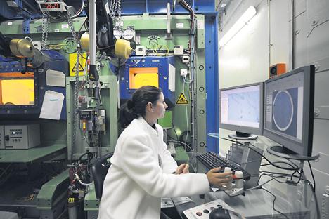 Le projet porte sur les technologies relatives à la fusion nucléaire. Crédit : AFP / East News