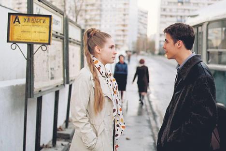 Une scène du film L'Amour en URSS. Source : kinopoisk.ru
