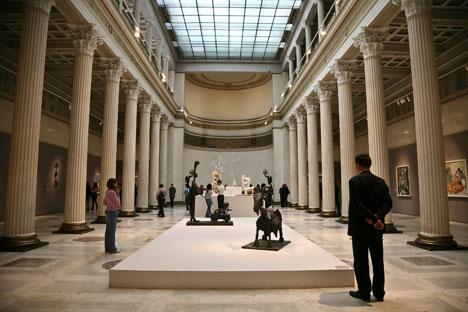 Les grands musées ouvriront de nombreuses annexes en province. Crédit : Lori/ Legion Media.