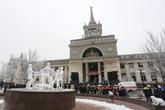 explosion à Volgograd
