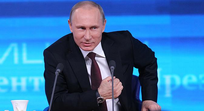 Vladimir Poutine juge satisfaisant le travail du gouvernement et il ne prévoit pas de remaniements significatifs. Crédit : Konstantin Zavrazhin / RG