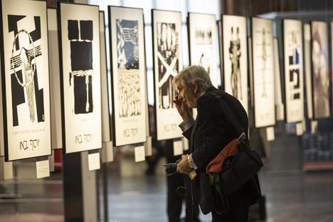 Museu Judaico conta a história do povo judeu Foto: ITAR-TASS