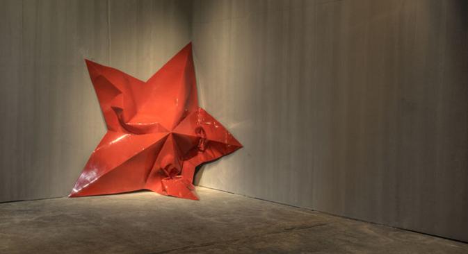 L'exposition de Yang Zhen Zhong aura lieu au Manège de Moscou. Source : service de presse
