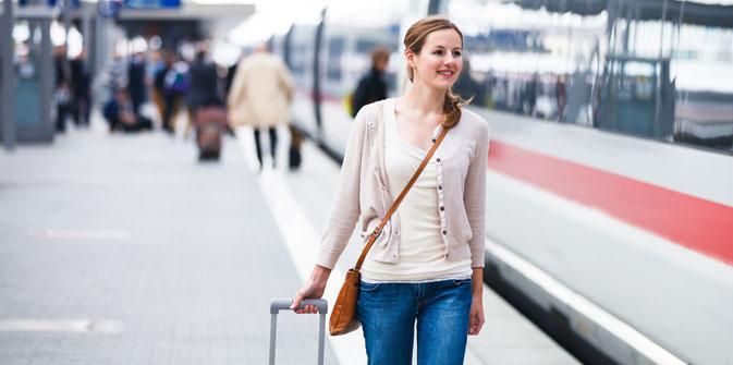 Les autorités n'ont pas encore précisé les autres limites auxquelles seront soumises les touristes étrangers qui souhaiteront se rendre en Russie sans visa par voie ferroviaire. Crédit : PhotoXPress
