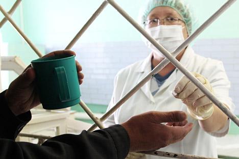 As opiniões dos médicos da Crimeia e de Sebastopol sobre o futuro do programa de terapia de substituição se dividem Foto: PhotoXPress