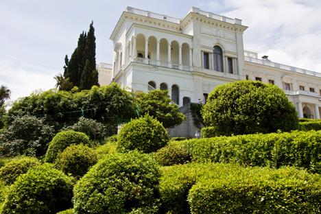 Le palais de Livadia. Crédit : Lori/Legion Media