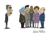 BRICS et Barack Obama