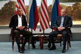 Barack Obama Vladimir Poutine
