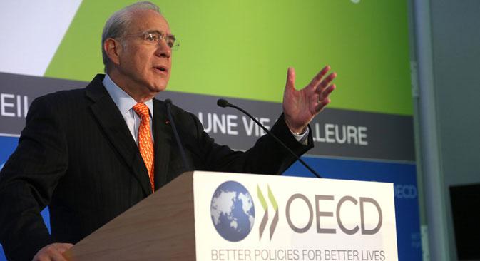 Crédit : Herve Cortinat/OECD