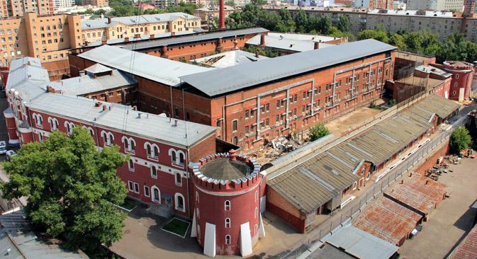 La Boutyrka a été construite en 1771 et a abrité les criminels les plus dangereux de l'époque. Crédit : Lori/Legion Media