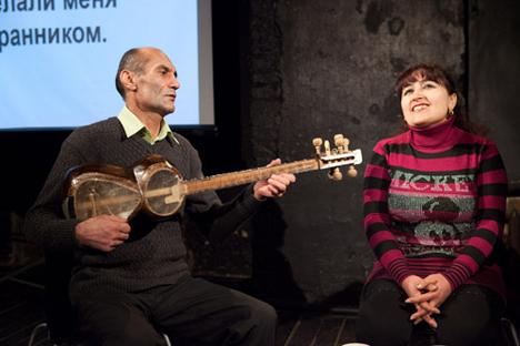 """""""Nossa estreia foi em setembro de 2012"""" Foto: teatr.doc"""