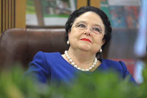 Grand Duchess Maria: Russia will not give up Crimea despite sanctions