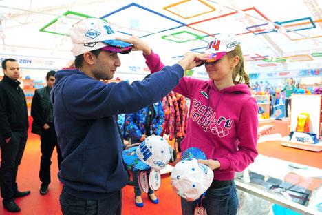 Die Olympiade in Sotschi war die bislang teuerste, aber auch lukrativste. Foto: ITAR-TASS