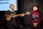 Central Asian janitors scoop major Russian theater award