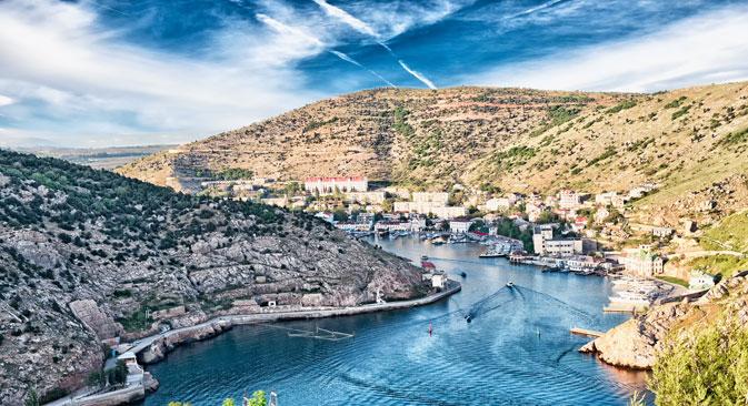 Le plus grand potentiel de la région c'est le tourisme. Crédit : PhotoXPress