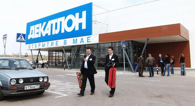 Crédit photo : Ekaterina Tchesnokova / RIA Novosti