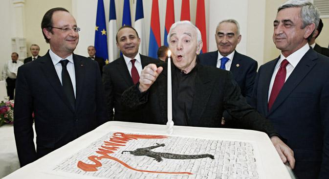 Crédit : Tigran Mehrabyan/RIA Novosti