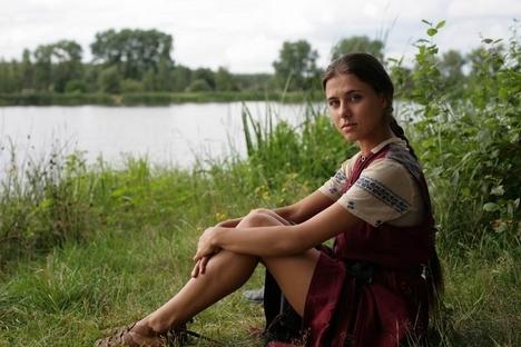 """La série """"Euphrosyne"""" compte près de deux cents épisodes. Crédit : kinopoisk.ru"""