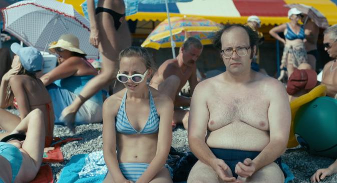 Le film Chapiteau-show réunit plusieurs portraits de vacanciers très différents. Créddit : Itar-Tass