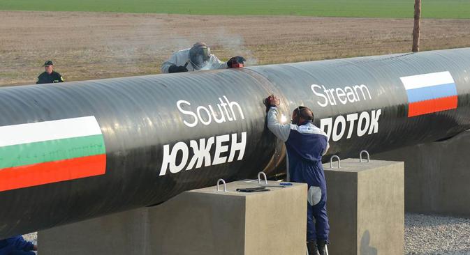 """""""Gazprom neće istovremeno moći iznijeti financiranje dva megaprojekta poput Južnog toka i Snage Sibira""""Fotografija iz slobodnog izvora"""